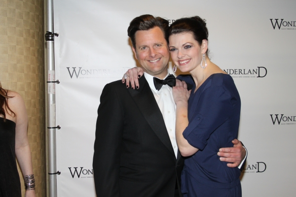 Ed Staudenmayer and Kate Shindle Photo
