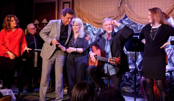 Photo Coverage: Jamie deRoy & Friends at Feinstein's