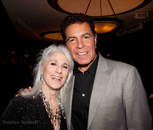 Photo Coverage: Jamie deRoy & Friends at Feinstein's