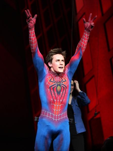 Photo Coverage: SPIDER-MAN: Turn Off the Dark Last Pre-Hiatus Performance
