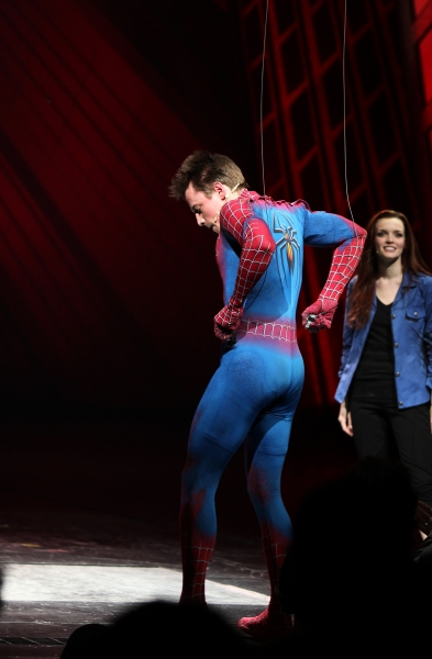 Photo Coverage: SPIDER-MAN: Turn Off the Dark Last Pre-Hiatus Performance