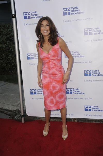 Terri Hatcher at Wisteria Lane Block Party at Universal Studios in Universal City, Ca Photo