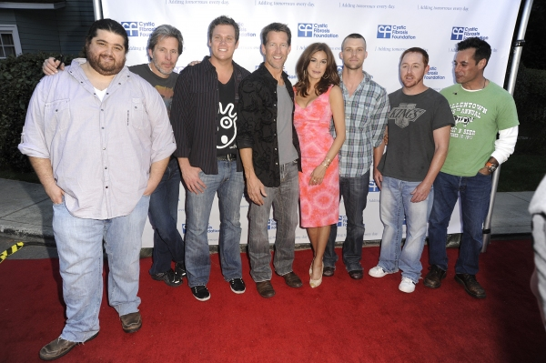 Photo Coverage: Hatcher, Cross & More Celebrate Wisteria Lane Block Party