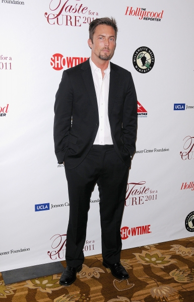 Desmond Harrington at UCLA's Jonsson Cancer Foundation 'Taste For a Cure' Fundraiser  Beverly Wilshire Hotel, Beverly Hills, CA, USA  April 15, 2011  © RD/Jackson/ Retna Digital at UCLA's Jonsson Cancer Foundation 'Taste For a Cure' Benefit