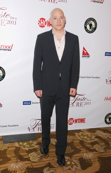 "Evan Handler at UCLA's Jonsson Cancer Foundation ""Taste For a Cure"" Fundraiser  Beverly Wilshire Hotel, Beverly Hills, CA, USA  April 15, 2011  © RD/Jackson/ Retna Digital"