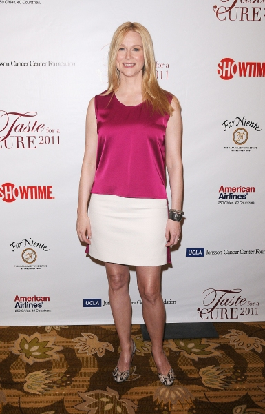 Laura Linney at UCLA's Jonsson Cancer Foundation 'Taste For a Cure' Fundraiser  Beverly Wilshire Hotel, Beverly Hills, CA, USA  April 15, 2011  © RD/Jackson/ Retna Digital at UCLA's Jonsson Cancer Foundation 'Taste For a Cure' Benefit
