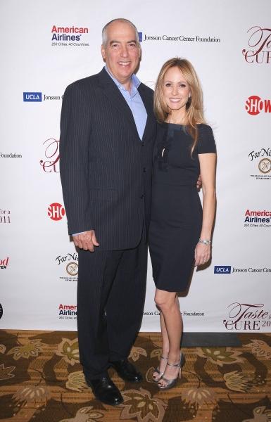 Gary Newman (Chairman, 20th Century Fox Television) and Dana Walden (Chairman, 20th C Photo