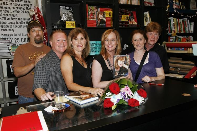 David Harper, Eric Scott, Judy Norton, Mary McDonough, Kami Cotler and ...