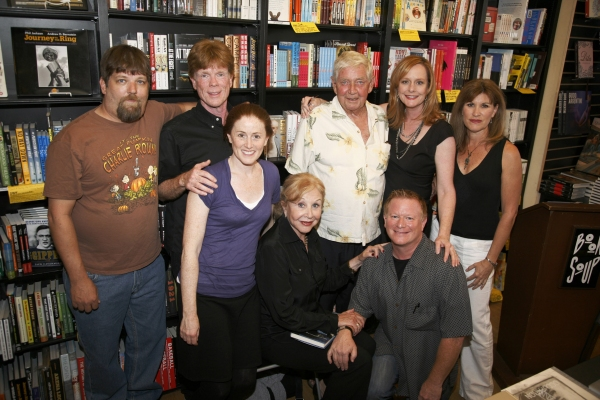 David Harper, Jon Walmsley, Kami Cotler, Michael Learned, Ralph Waite, Eric Scott, Mary McDonough and Judy Norton