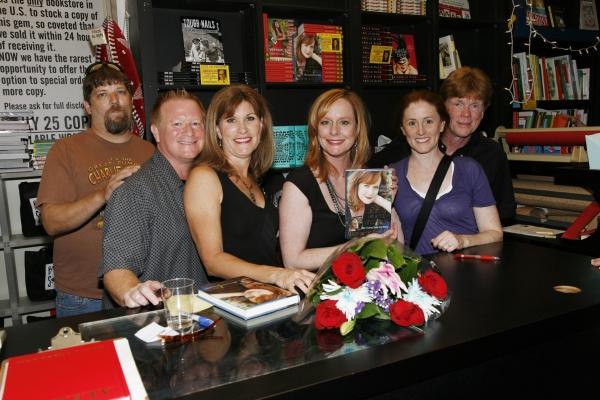 David Harper, Eric Scott, Judy Norton, Mary McDonough, Kami Cotler and Jon Walmsley
