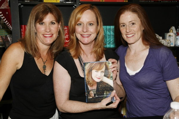 Judy Norton, Mary McDonough and Kami Cotler