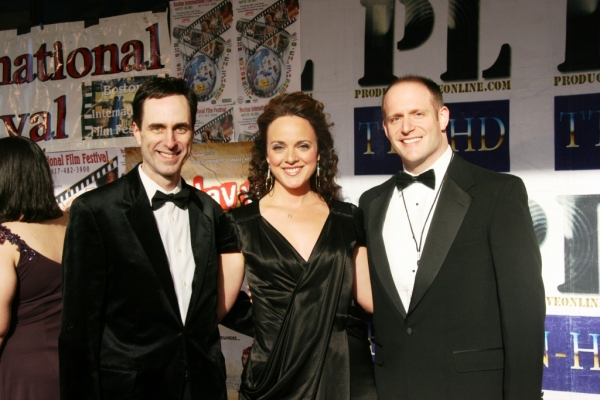 Photo Flash: Melissa Errico Attends PATRIMONY Premiere