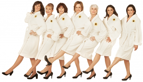 Photo Flash: First Look at CALENDAR GIRLS in Toronto