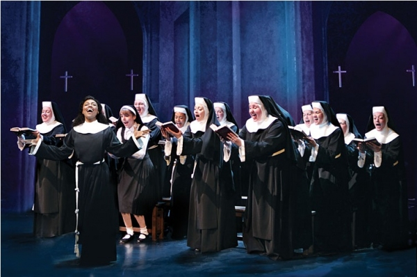 Photo Flash: SISTER ACT on Stage - New Production Shots!