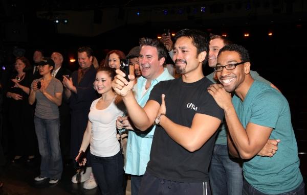 JJulius Anthony Rubio, Danny Stiles, Darren Ritchie, Jose Llana, E,. Clayton Corneli Photo