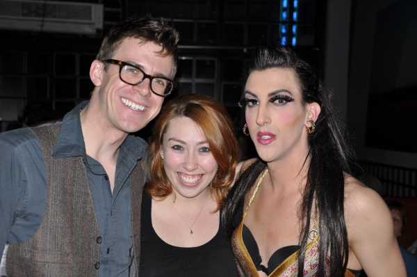 Photo Flash: Vig27 Presents UnTucked and UnCensored