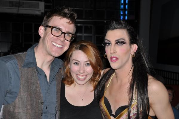 Will Van Dyke, Katie Gasert, & Marti Gould Cummings