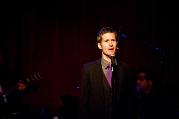 Matt Lutz at Sieber, Gonzalez & More Join Scott Alan in Concert