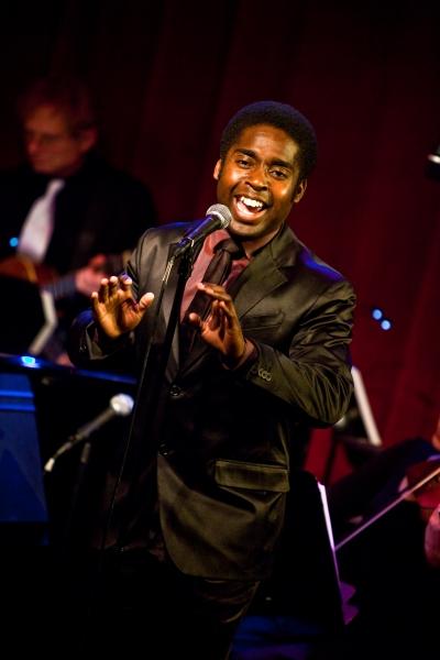 Mykal Kilgore at Sieber, Gonzalez & More Join Scott Alan in Concert