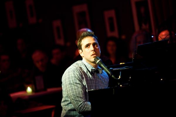 Scott Alan at Sieber, Gonzalez & More Join Scott Alan in Concert