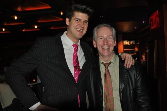 John Forslund and Roger DeWitt
