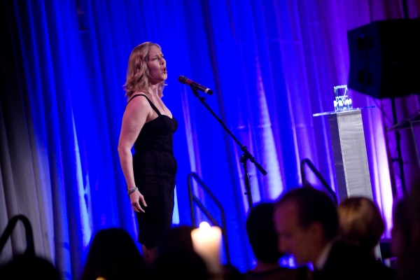 Photo Flash: Sondheim and Signature Theatre Honors Bernadette Peters