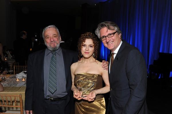 Photo Flash: Sondheim and Signature Theatre Honors Bernadette Peters