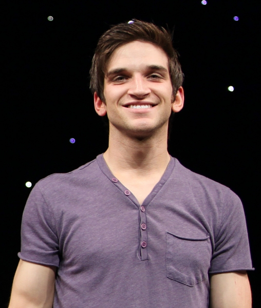 Evan Jonigeit attending the Broadway Opening Night Performance Curtain Call for 'High' in New York City.