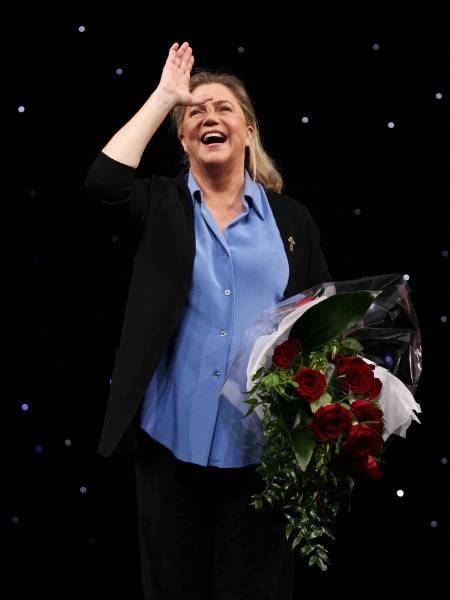 Photo Coverage: HIGH Opening Night on Broadway Curtain Call