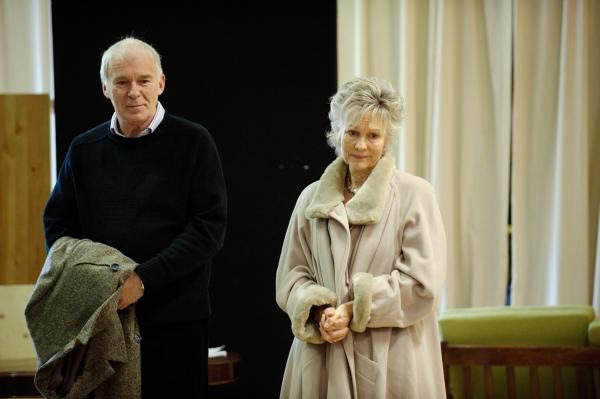 Ian McElhinney and Diana Hardcastle