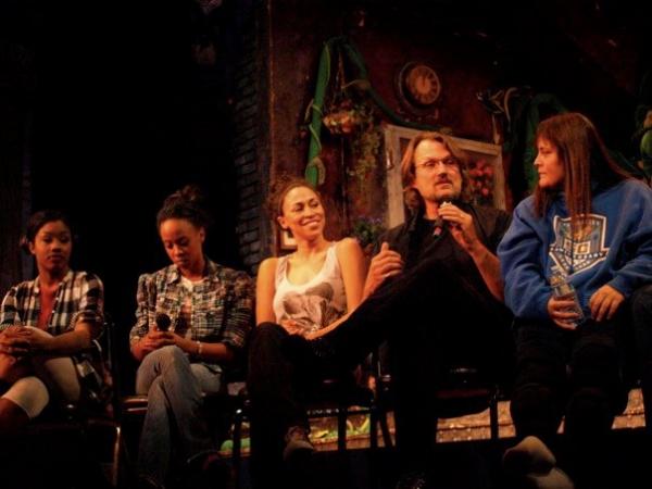 Angela Peel, Domonique Patton, Carey Rebecca Brown, James Royce Edwards Photo
