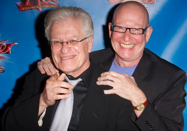 Jerry Zaks and Anthony Van Laast  Photo