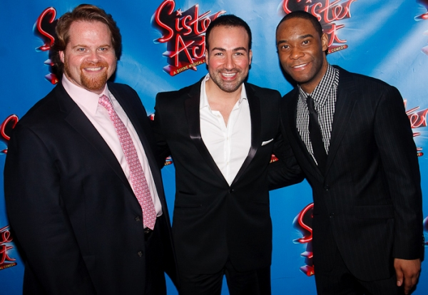 Photo Coverage: SISTER ACT Opening Night Party!