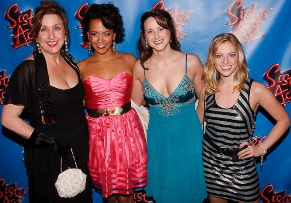 Wendy James, Corbin Reid, Carrie A. Johnson, and Natalie Bradshaw
