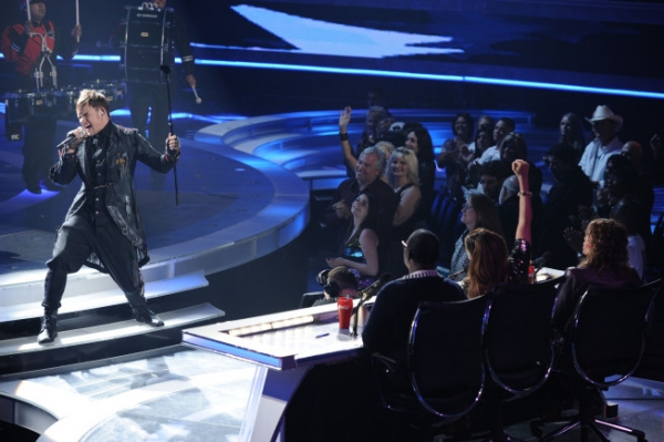 Photo Flash: Top 7 Sing 21st Century Songs on AMERICAN IDOL!