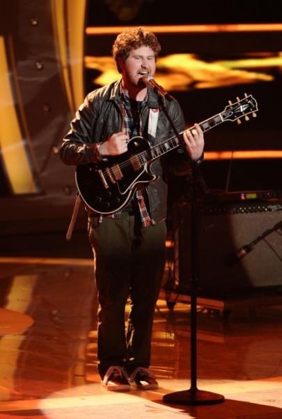 Photo Flash: Top 7 Sing 21st Century Songs on AMERICAN IDOL!
