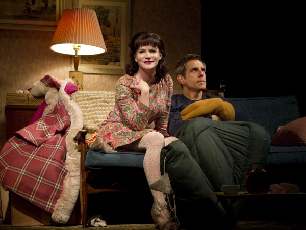 Photo Flash: THE HOUSE OF BLUE LEAVES - Production Shots!