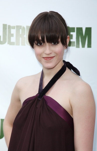 Heather Lind attending the Broadway Opening Night Performance of 'Jerusalem' at the Music Box Theatre in New York City.