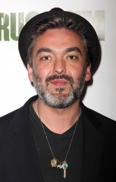 Jez Butterworth & Ian Rickson attending the Broadway Opening Night After Party for 'Jerusalem' in New York City. at  JERUSALEM Opening Night After Party