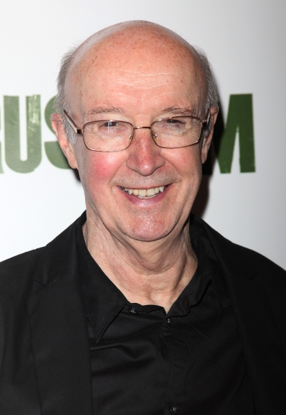 Alan David attending the Broadway Opening Night After Party for 'Jerusalem' in New York City.