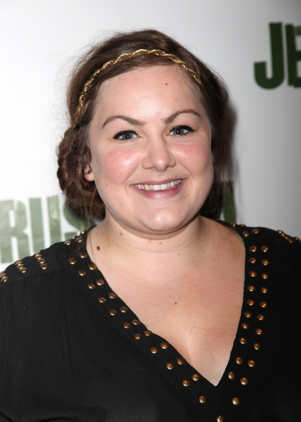 Charlotte Mills attending the Broadway Opening Night After Party for 'Jerusalem' in New York City.