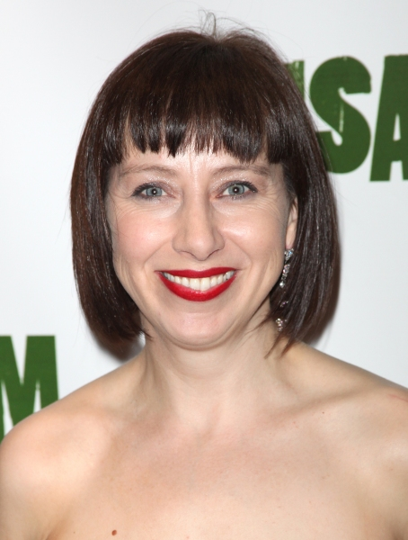 Sarah Moyle attending the Broadway Opening Night After Party for 'Jerusalem' in New York City.