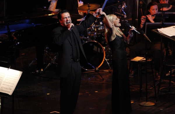 Photo Flash: Chenoweth, Esparza, Garber & More Honor Stephen Schwartz with the NYC Opera