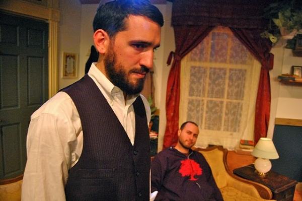 Joseph Sousa and Will Allen