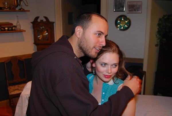 Will Allen and Casandera M.J. Lollar Photo