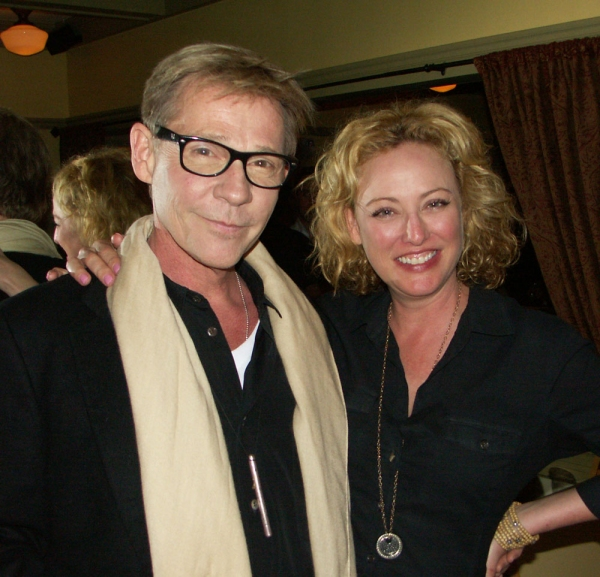 Dennis Christopher and Virginia Madsen at THE TEMPERAMENTALS Opens at The Blank Theatre Company!