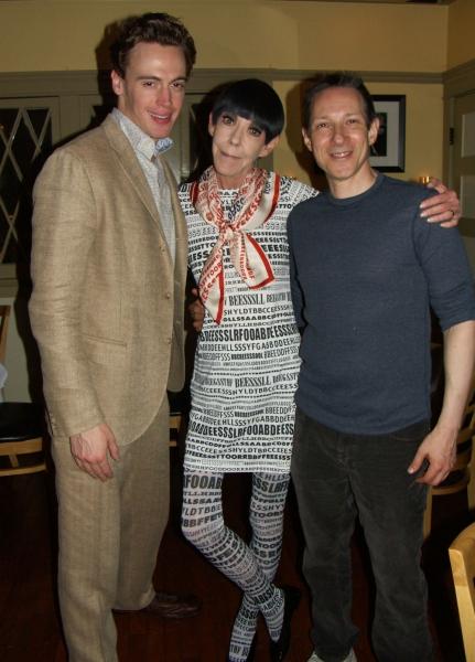 Erich Bergen, Peggy Moffit, Jon Marans