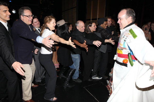 Photo Coverage: SISTER ACT's Gypsy Robe Ceremony