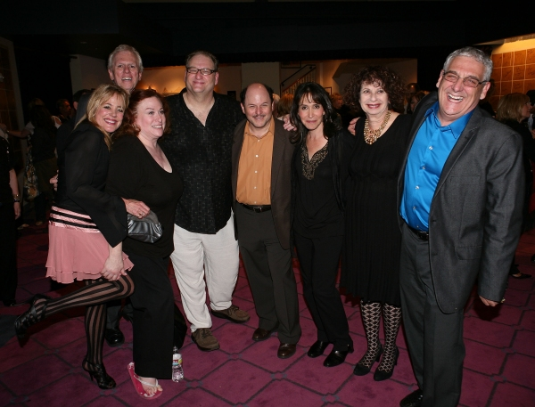 Photo Flash: Opening Night of THE PRISONER OF SECOND AVENUE