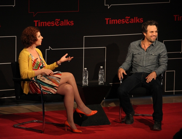 Photo Coverage: TimesTalks with Mark Ruffalo